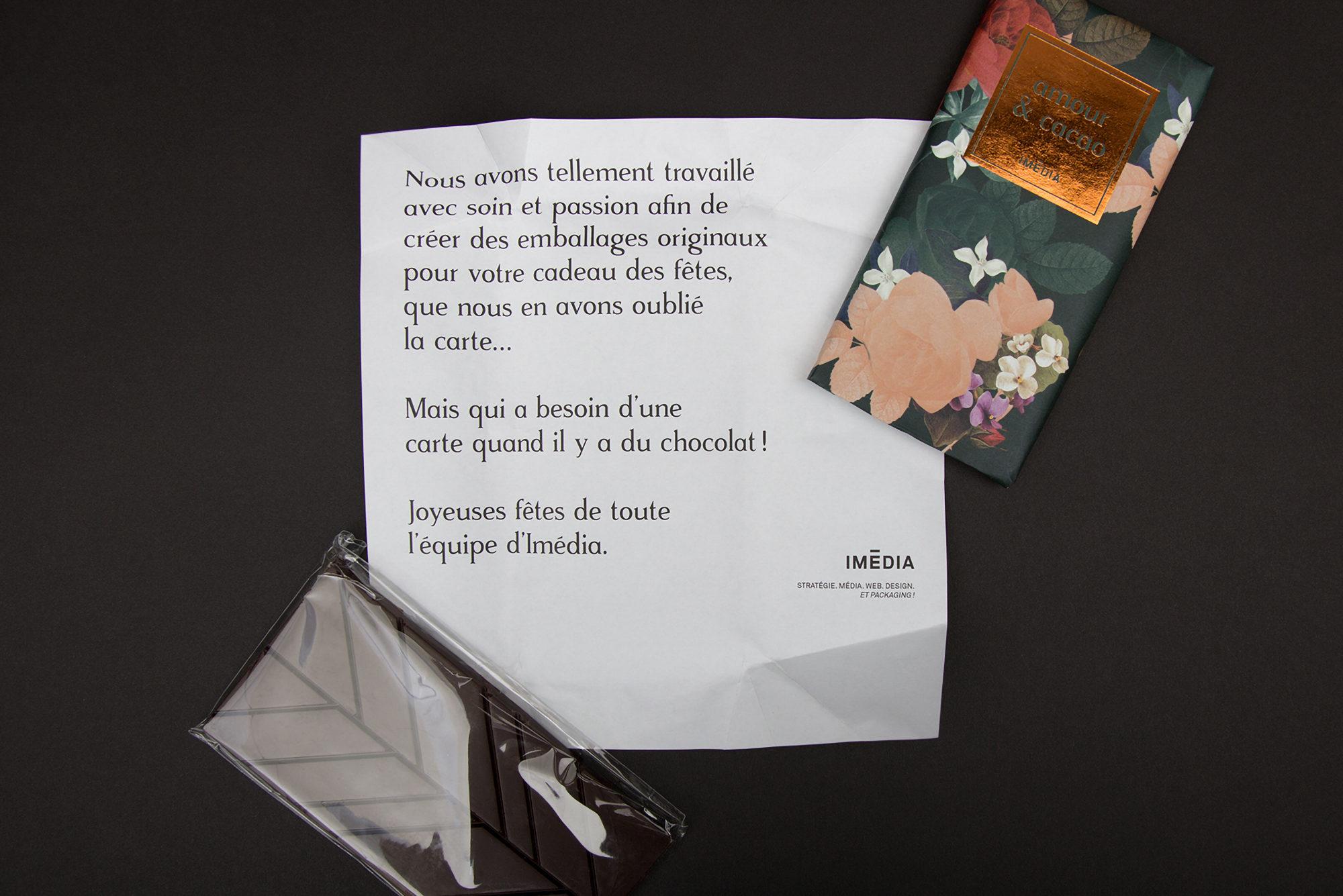 Amour et Cacao