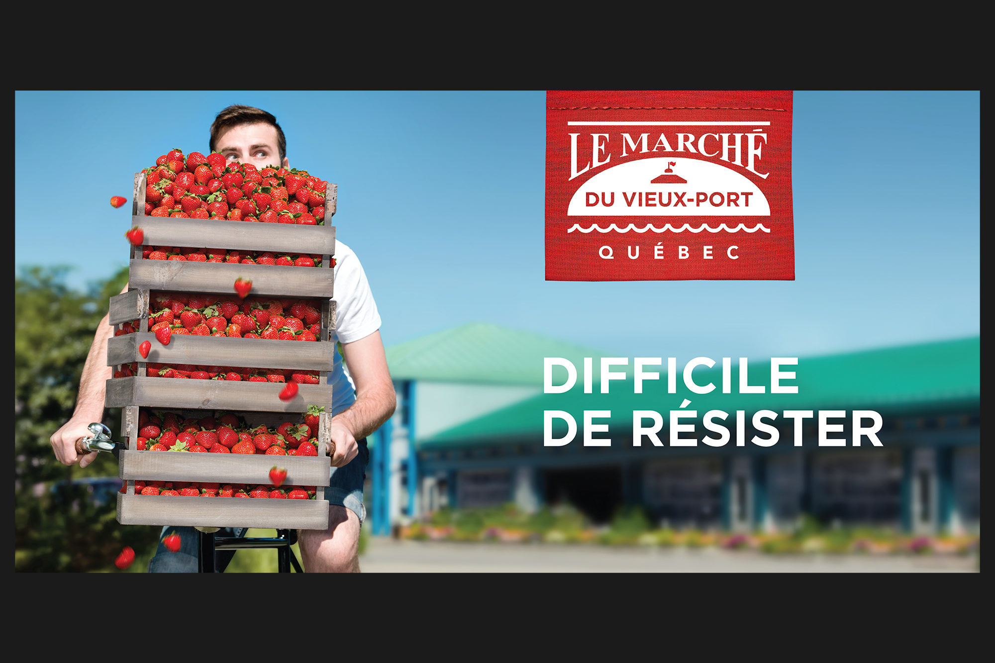 Marché du Vieux-Port de Québec